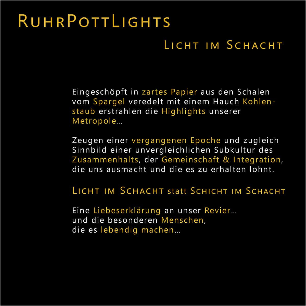 RUHRPOTTLIGHTS